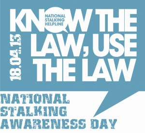 National Stalking Awareness Day