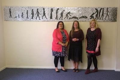 mosaic display womens aid