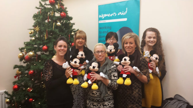 Mid-Ulster Women's Aid Receives Soft Toys Donation